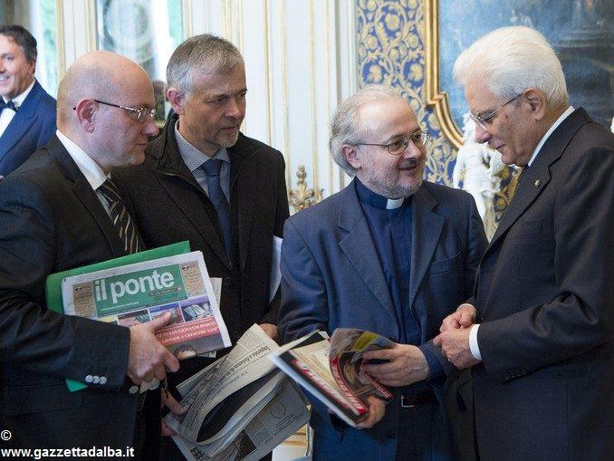 I settimanali cattolici nella casa degli italiani ricevuti dal presidente Mattarella 2