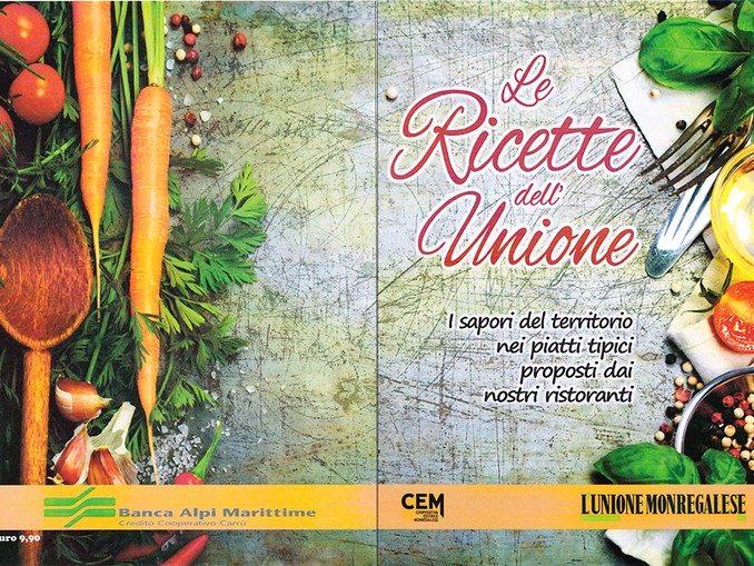 Un nuovo libro con le ricette dei ristoranti del cebano-monregalese