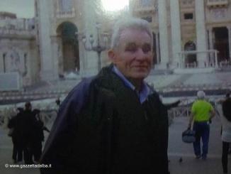 Uomo scomparso a Priocca: ancora nessuna notizia di Ernesto Danusso