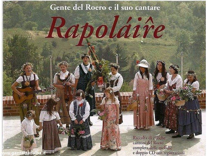 Rapolaire. Gente del Roero e il suo cantare presentazione in musica