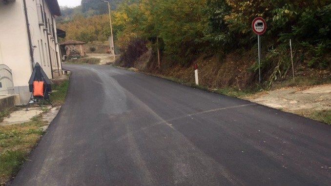 Scaparoni: provinciale ben asfaltata, ora l'autovelox