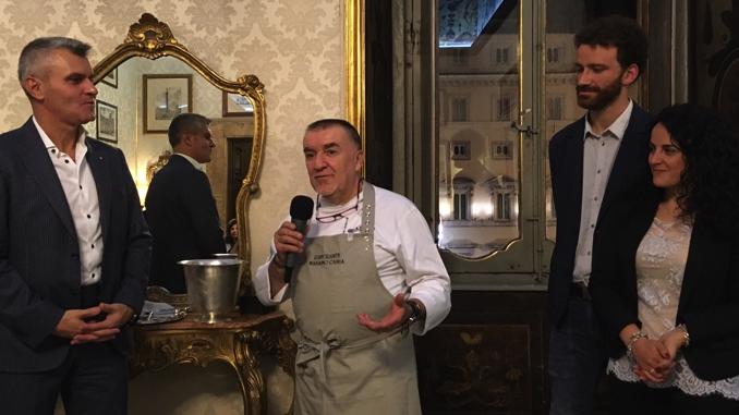 "La ""Truffle Charity Raffle"" di Mariano Rabino aiuta Amatrice grazie al tartufo d'Alba"