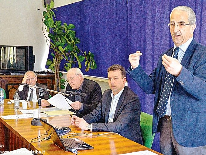 Ex Acna: dialogo riaperto in Regione