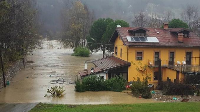 """""""Il vecchio mulino"""" di Niella Tanaro cerca aiuto dopo i danni dell'alluvione"""
