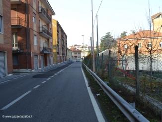 Al via i lavori di messa in sicurezza in via Dario Scaglione ad Alba