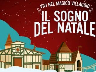 Babbo Natale fa tappa a Torino, in piazza d'Armi e nel Borgo medievale