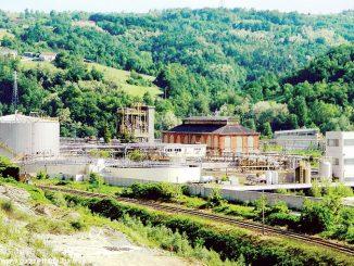 L'Acna di Cengio continua a inquinare