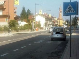 Sicurezza stradale: il quartiere Moretta 2 difende i pedoni 1
