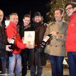 Il tartufo dell'anno a Lorenzo Branchetti ha inaugurato le feste canalesi