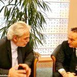 Alluvione: l'eurodeputato Cirio consegna una richiesta di aiuti al commissario Ue
