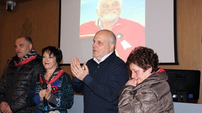 Il borgo Santa Rosalia dona un defibrillatore in memoria del presidente Candido Alessandria