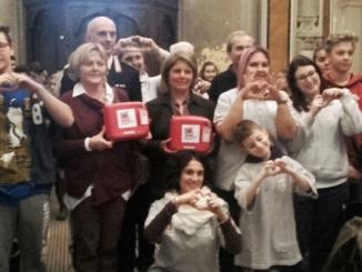 Bra: una città cardioprotetta grazie ai defibrillatori