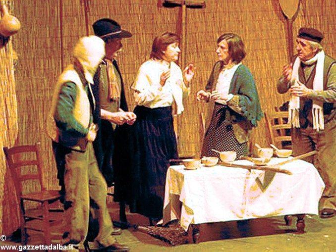 Torna in scena Gelindo, il primo pastore davanti a Gesù