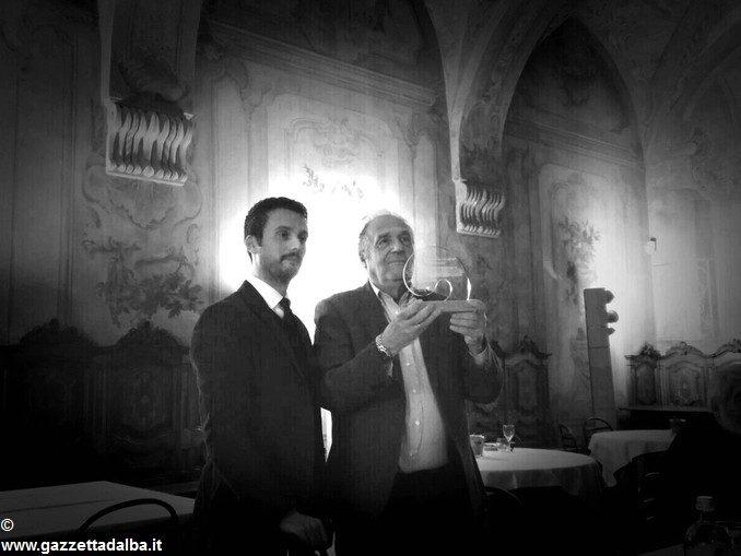 Il professor Sebastiano Teresio Sordo, giovane ingegnere onorario