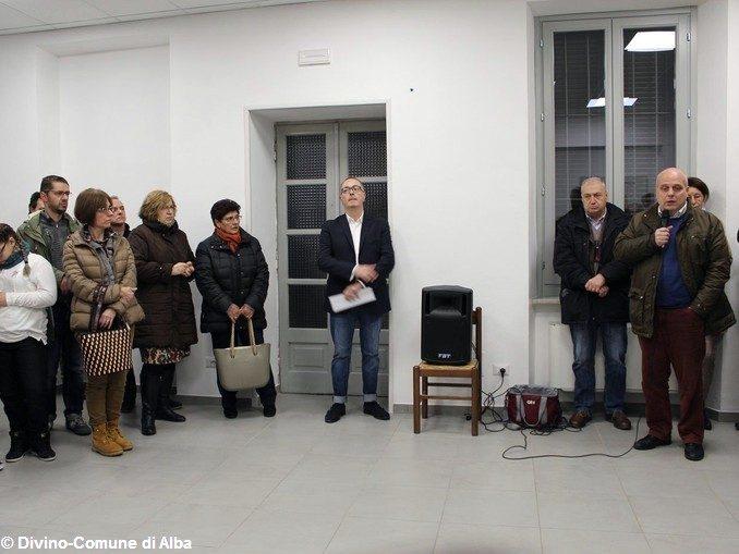 Inaugurati i nuovi locali della canonica di Mussotto 1