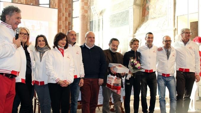 Premiati i maratoneti del Club 42.195 1
