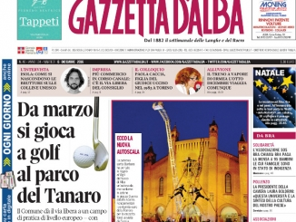 La copertina di Gazzetta in edicola martedì 6 dicembre