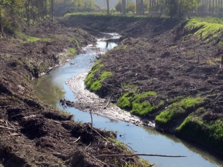 Marello ordina la pulizia urgente dei torrenti Riddone, Talloria e Cherasca