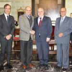 In Municipio ambasciatore turco e vertici Ferrero. Possibile gemellaggio con Giresun