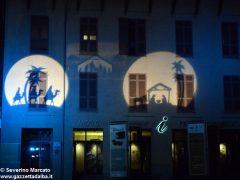 Fotogallery: lo spettacolo delle fontane luminose in piazza Duomo 3