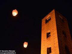 Fotogallery: lo spettacolo delle fontane luminose in piazza Duomo 7