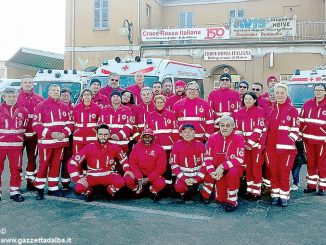 Nuovo mezzo per la Croce rossa L'associazione cerca volontari