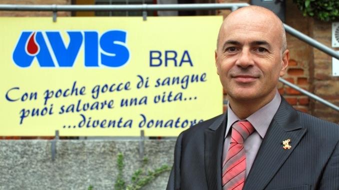 Armando Verrua confermato presidente dell'Avis braidese