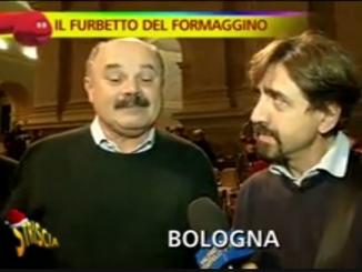 """Tapiro d'Oro a Oscar Farinetti. Striscia lo ribattezza """"Il furbetto del formaggino"""""""