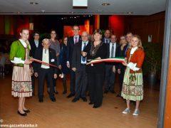 Famija albèisa a Böblingen per 4mila commensali 5