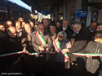 Sabato 17 dicembre: inaugurata la linea ferroviaria elettrificata Alba-Bra