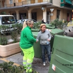 Operatrice ecologica Stirano sventa una rapina a Loano
