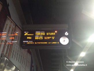 Partiti i primi treni elettrici da Alba. A bordo anche Gazzetta 1