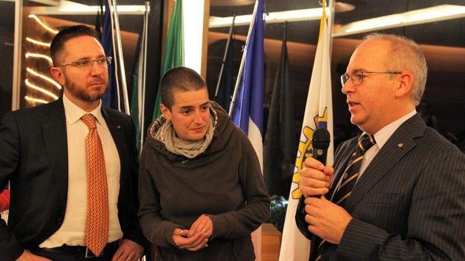 Il Rotary club albese incontra Amatrice per dare un aiuto ai terremotati