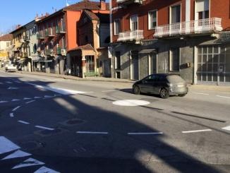 A Bra la nuova rotonda in via Cuneo ha fatto molto discutere
