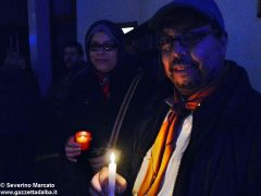 Gli scout nel loro centenario portano ad Alba la luce di Betlemme 13