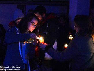 Gli scout nel loro centenario portano ad Alba la luce di Betlemme 16