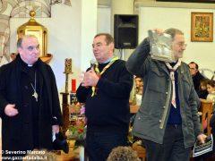 Gli scout nel loro centenario portano ad Alba la luce di Betlemme 22