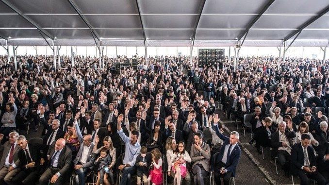 Banca d'Alba raggiunge quota 50mila soci