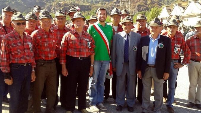 Bra commemora i caduti alpini della divisione Cuneense 1