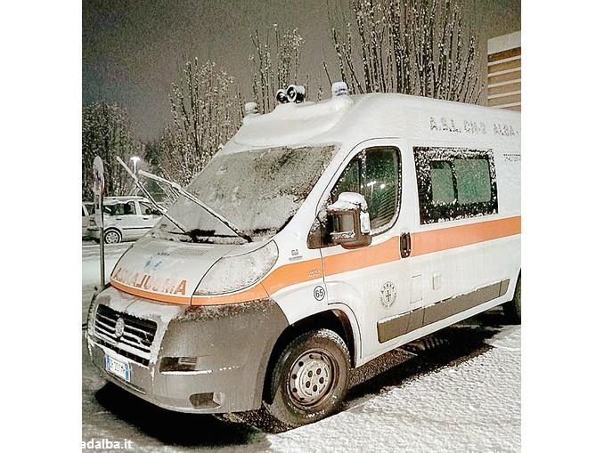 Ambulanza Asava