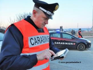 """Il sistema """"Odino"""" a disposizione dei Carabinieri di Bra, sveltirà i controlli"""