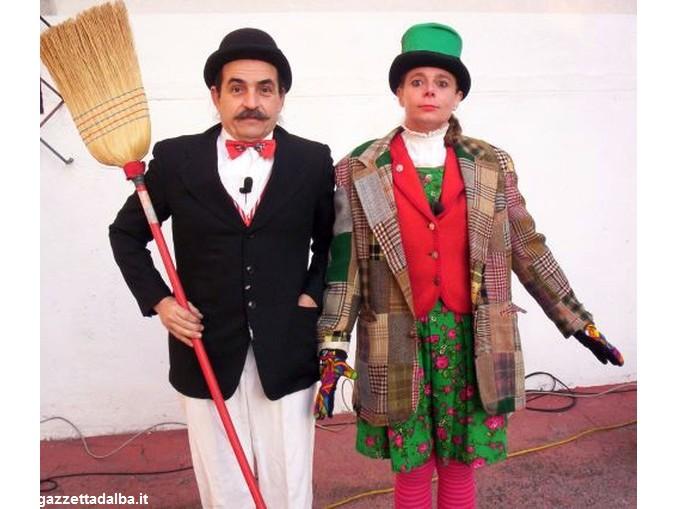 Claudio e Consuelo
