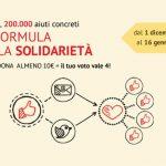 Vota Alice e sostieni  l'Emporio solidale di Alba