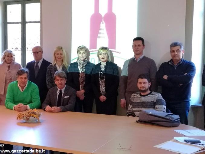 Comitato scientifico nocciola Piemonte