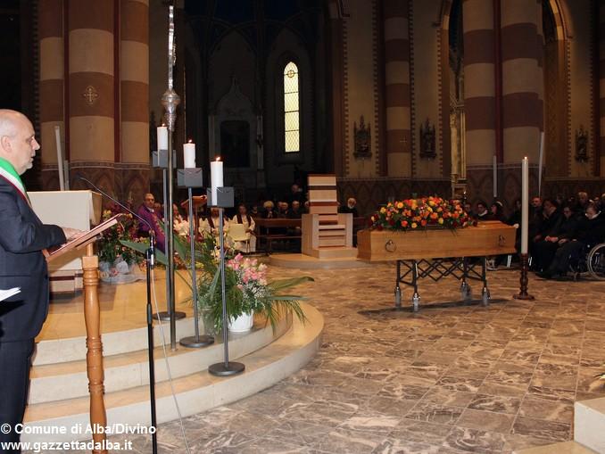 Funerale GianGiacomo Toppino
