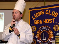Masterchef con Lions club Bra Host e Leo club 1