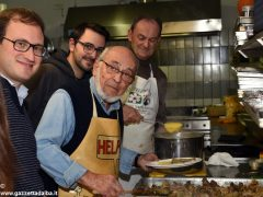 Masterchef con Lions club Bra Host e Leo club 5