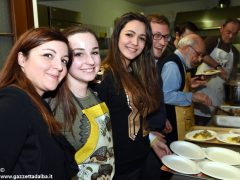 Masterchef con Lions club Bra Host e Leo club 6