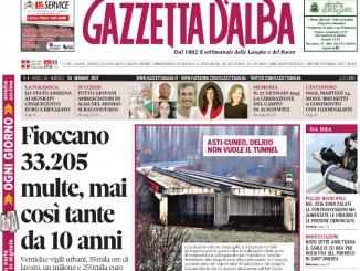 La copertina di Gazzetta in edicola martedì 24 gennaio