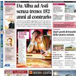 La copertina di Gazzetta in edicola martedì 31 gennaio